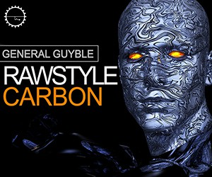 Loopmasters 5 rawstyle carbon hardstlye hard dance kick drums audio soundset pathces hardcore edm synth 300 x 250
