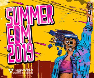 Loopmasters singomakers summer edm 2019 300 250