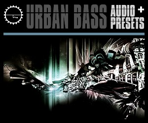 Loopmasters 5 urban bass 300 x 250