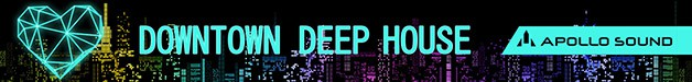 Loopmasters downtown deep house 628x75