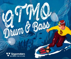 Loopmasters singomakers atmo drum bass 300 250