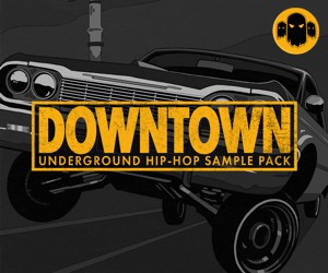 Loopmasters gs downtown hip hop 300x250