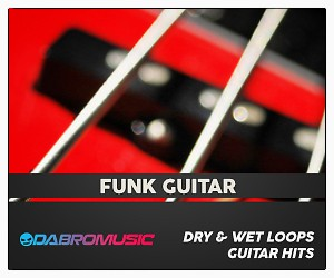 Loopmasters dabromusic funk guitar 300x250