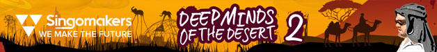 Loopmasters singomakers deep minds of the desert 2 628 75