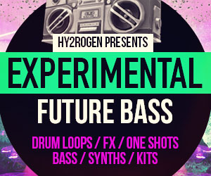 Loopmasters hy2rogen efb beats drums loops 300x250
