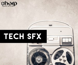 Loopmasters sharp tech sfx 300x250