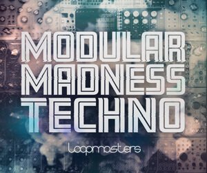 Loopmasters lm modular madness 300 x 250