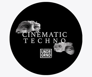 Loopmasters cinematic techno 300x250