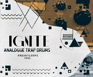 Loopmasters frk ig analogue trap drums 300x250
