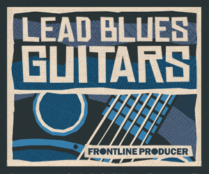 Loopmasters frontline lead blues guitars 300 x 250