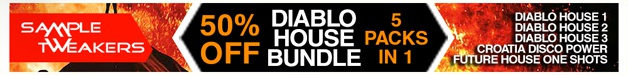 Loopmasters sample tweakers diablo house bundle 628 75