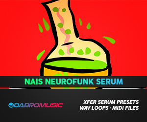 Loopmasters 53 nais neurofunk serum dabromusic 300 x 250