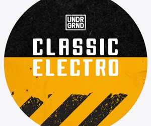 Loopmasters classic electro samples 300x250