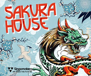 Loopmasters singomakers sakura house 300 250
