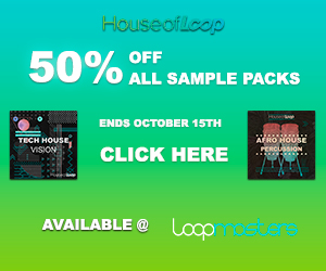 Loopmasters sales 300x250