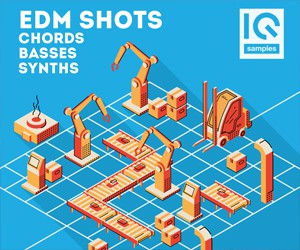 Loopmasters iq samples   edm shots chords basses synths 300 250