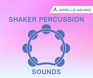 Loopmasters shaker percussion sounds 300x250