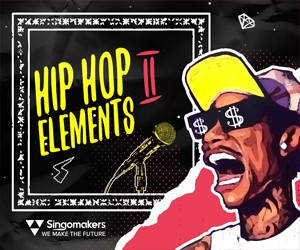 Loopmasters singomakers hip hop elements 2 300 250