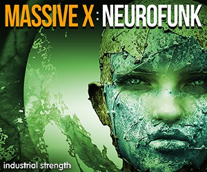 Loopmasters massive x neurofunk presets drum n bass reace bass leads pads 300 x 250