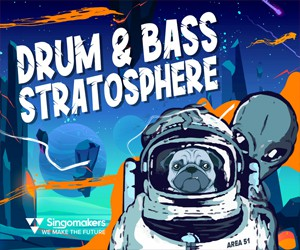 Loopmasters singomakers drum   bass stratosphere 300 250