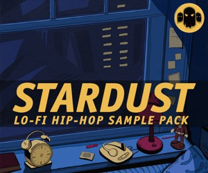 Loopmasters gs stardust lo fi hip hop 300x250