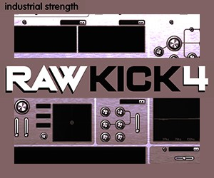 Loopmasters 5 raw kick 4 rob papen kick presets kick drum audio hardcore rawstyle uptempo kick drum shots 300 x 250 2