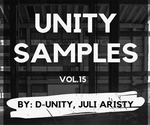 Loopmasters unitysamples vol15 techno loops loopcloud ready 300x250