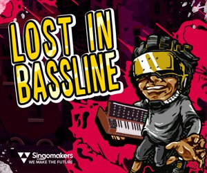 Loopmasters singomakers lost in bassline 300 250