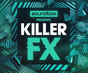Loopmasters soundbox killer fx 300 x 250