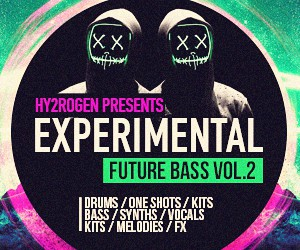 Loopmasters hy2rogen efb2 melodic melodies oneshots 300x250