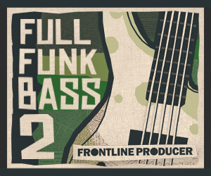 Loopmasters frontline full funk bass 300 x 250