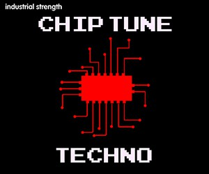Loopmasters 5 chip tune techno loop kits drums fx bass hard techno industrial ebm berlin techno 300 x 250