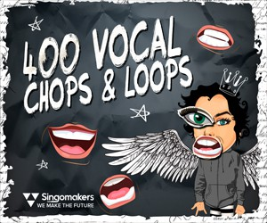 Loopmasters singomakers 400 vocal chops   loops 300 250