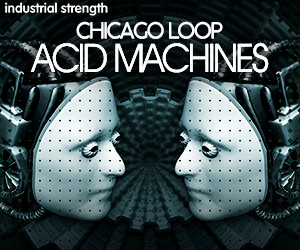 Loopmasters 5 acid machine chicago loop techno chris liberator hard techno acid techno underground acid techno modern techno bass loops synth loops 303 300 x 250