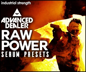 Loopmasters 5 serum adanced dealer hardcore soundset bass leads screechs kixk drums rawstyle hardstyle old school hardcore gabber 300 x 250