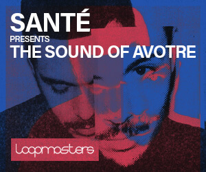 Loopmasters lm sante sound of avotre 300 x 250