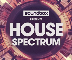 Loopmasters soundbox house spectrum 300 x 250