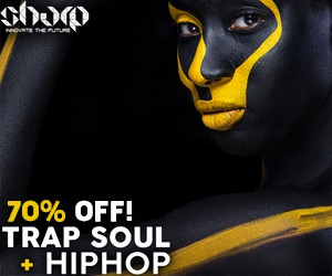 Loopmasters trapsoulhiphop sale samples banner 250