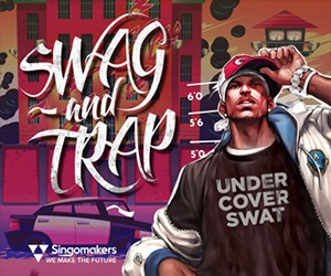 Loopmasters singomakers swag trap 300 250