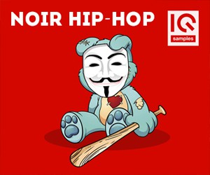 Loopmasters iq samples noir hip hop 300 250