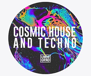 Loopmasters cosmic house and techno 300x250
