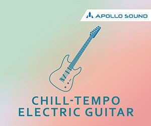 Loopmasters chilltempo electric guitar 300x250