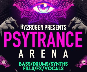 Loopmasters hy2rogen pta percussion electro toms 300x250
