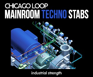 Loopmasters 5 isr chicago loop techno stabs techno hard techno stabs drums fx 300 x 250