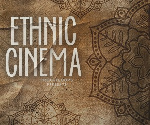 Loopmasters frk ec ethnic cinematic 300x250