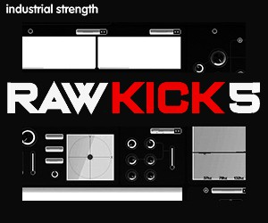 Loopmasters 5 raw kick 5 hardcore industrial uptempo frenchcore gabba digital hardcoee 300 x 250