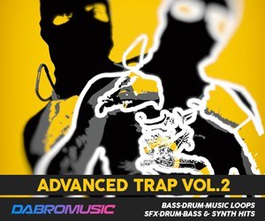 Loopmasters dabromusic advanced trap vol2 300x250