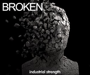 Loopmasters 5 broken cinematic fx indsutrial  sfx ebm hard techno soundscaps noise machines impacts atmos reverse fx crackels  bombs drops hits machine loops 300 x 250