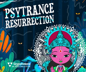 Loopmasters singomakers psytrance resurrection 300 250