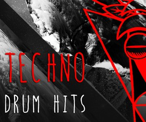 Loopmasters techno drum hits 300x250